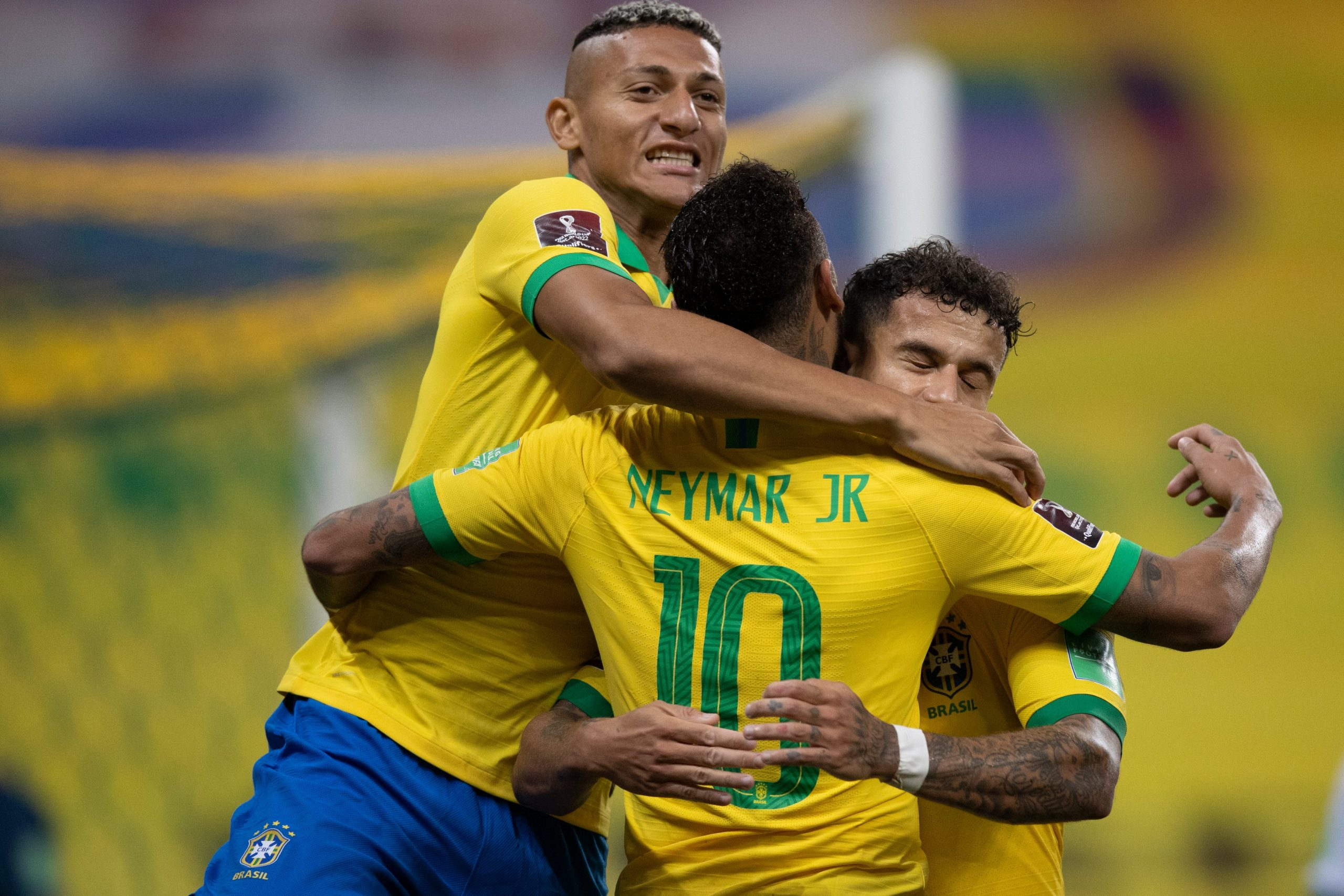 Brazil quarantines Bolivia's World Cup hopes with a 5-0 thriller