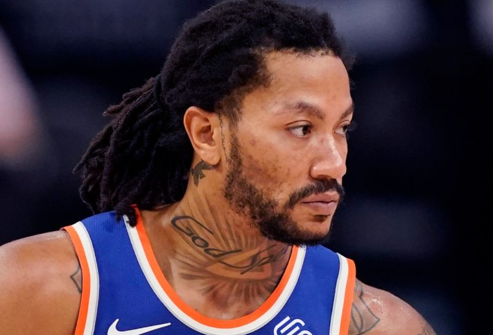 New York Knicks' Derrick Rose Says Covid Was 10 Times Worse Than Flu