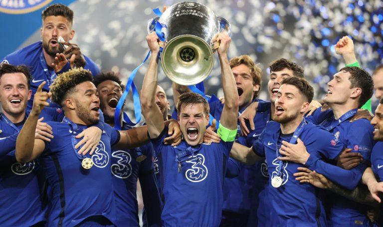 Chelsea Wins UEFA Champions League