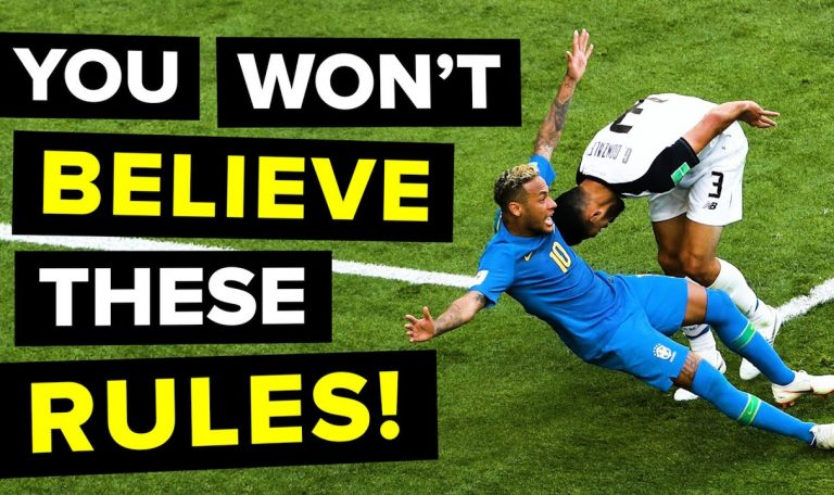 14 annoying but funny football rules made in Ghana for Africa